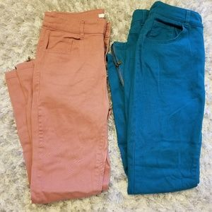 Junior's Bongo Skinny Jean Bundle Sz. 7